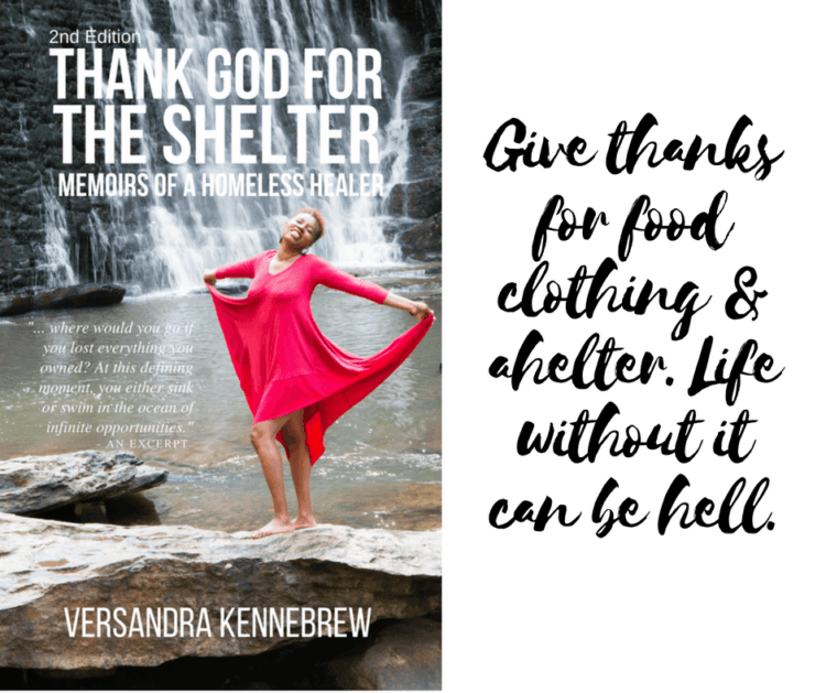 What do you give thanks for? My 6 books are all about personal development and spirituality. The 2nd