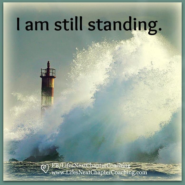 166 I am still standing