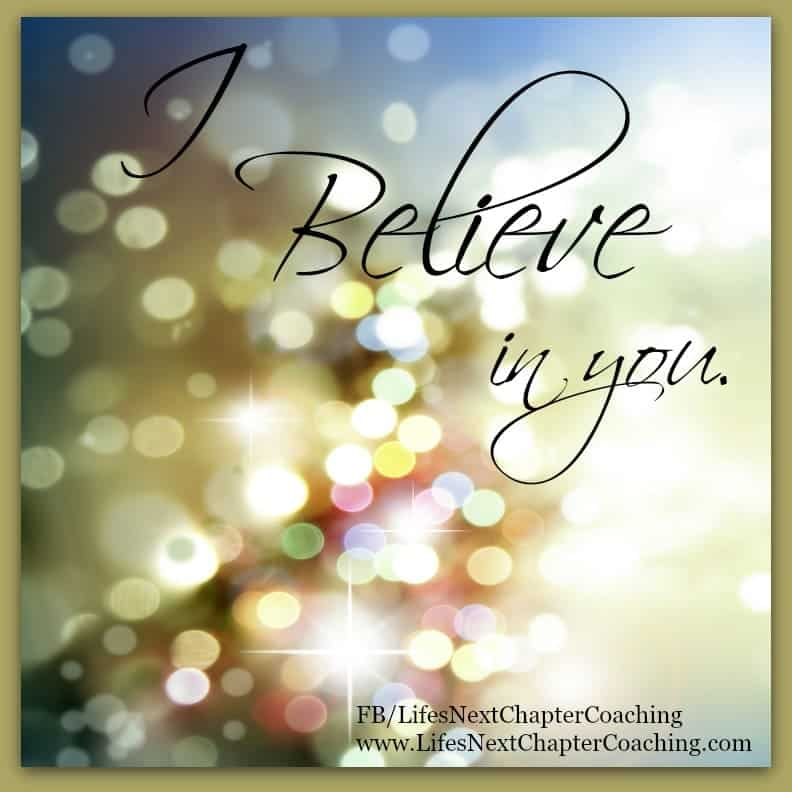 351 I believe in you,