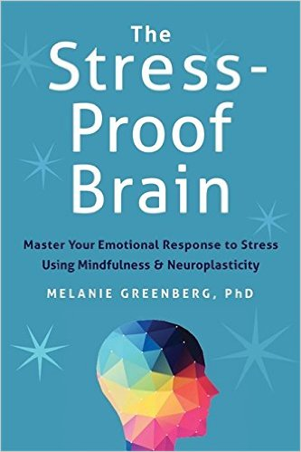 I'm so excited about my new book The Stress-Proof Brain that came out this month. Stress is a