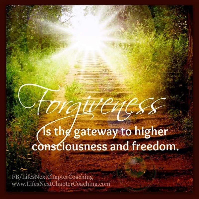423 Forgiveness a gateway