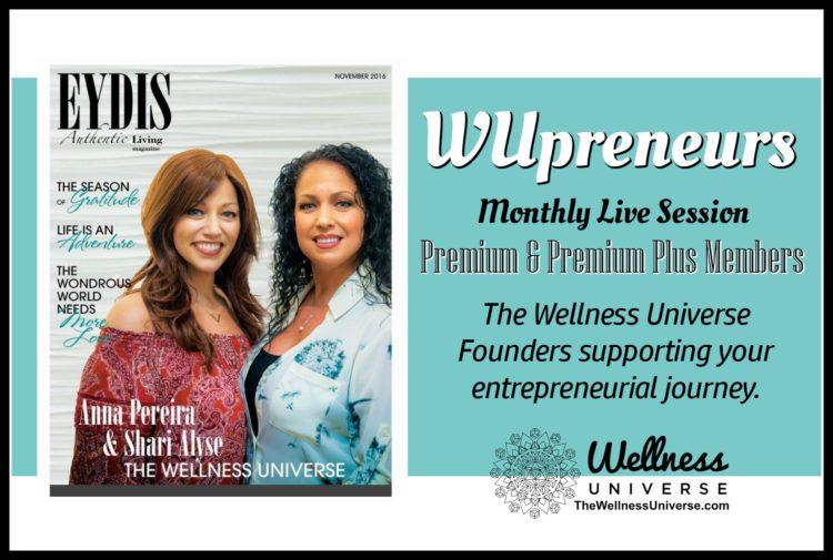 Premium & Premium Plus Members – you have a NEW BENEFIT! —-> WUpreneurs! <&#82