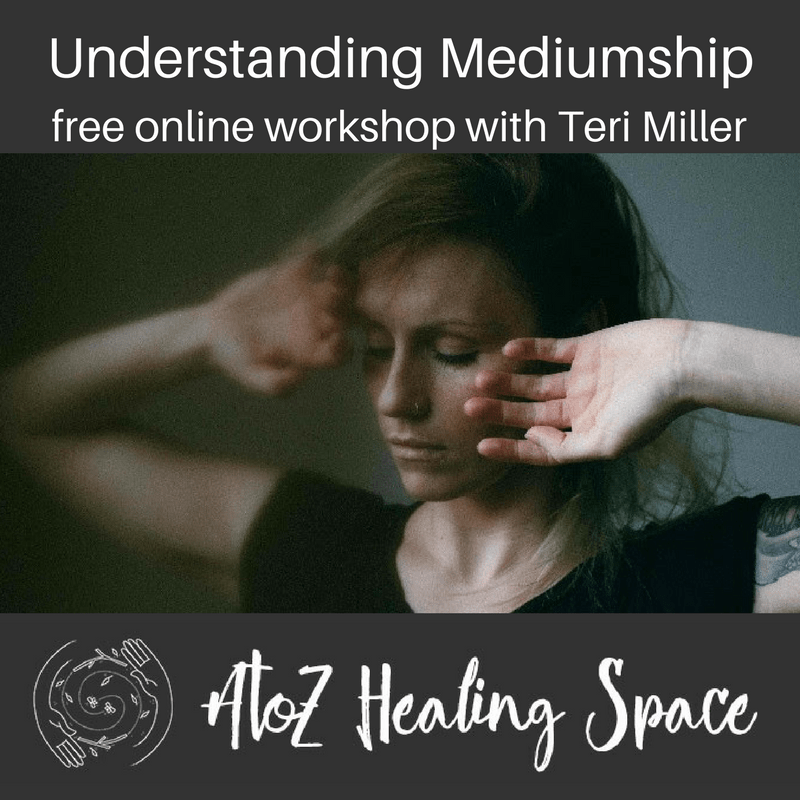 """Join us Tues, April 4, 8:30pm ET for a FREE 2-hour online """"Understanding Mediumship"""" wor"""