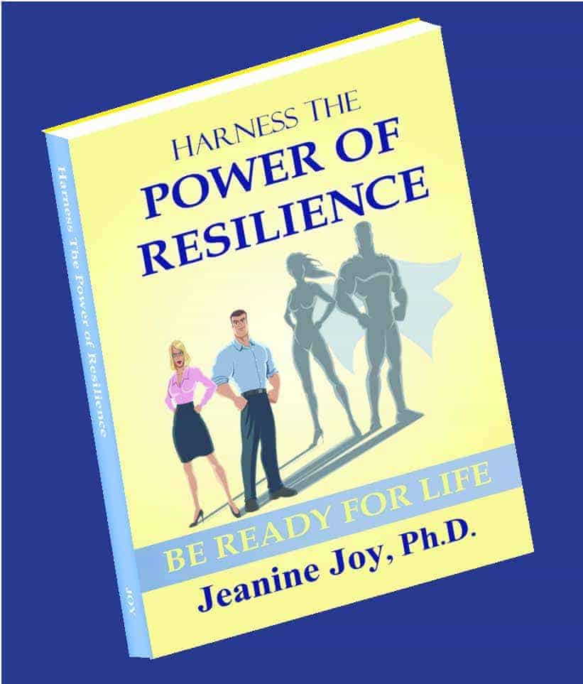 I'm excited about the feedback I'm receiving on my newest book, Harness the Power of Res