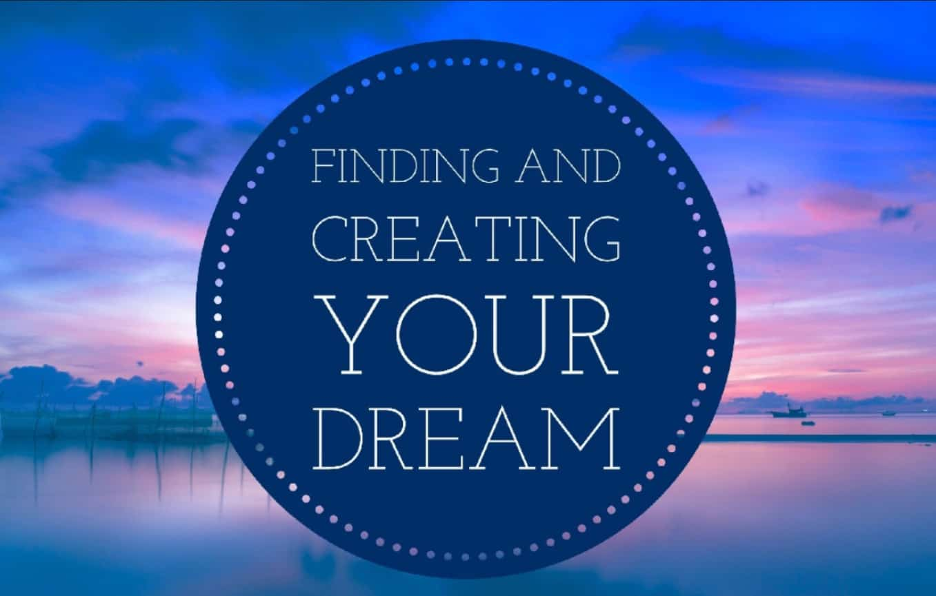 Finding & Creating Your Dream Here's a neat tool you might enjoy to create short videos ab