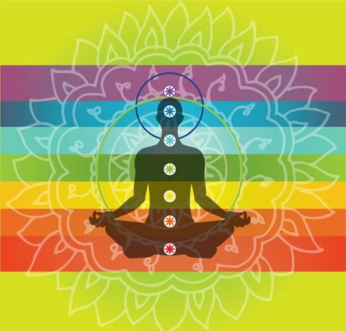 I found this image when I was writing something about Chakras. I just thought it was so pretty and q