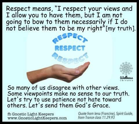 Le't try to stay positive . fb Gnostic Light Keepers offer-hand-respect-1