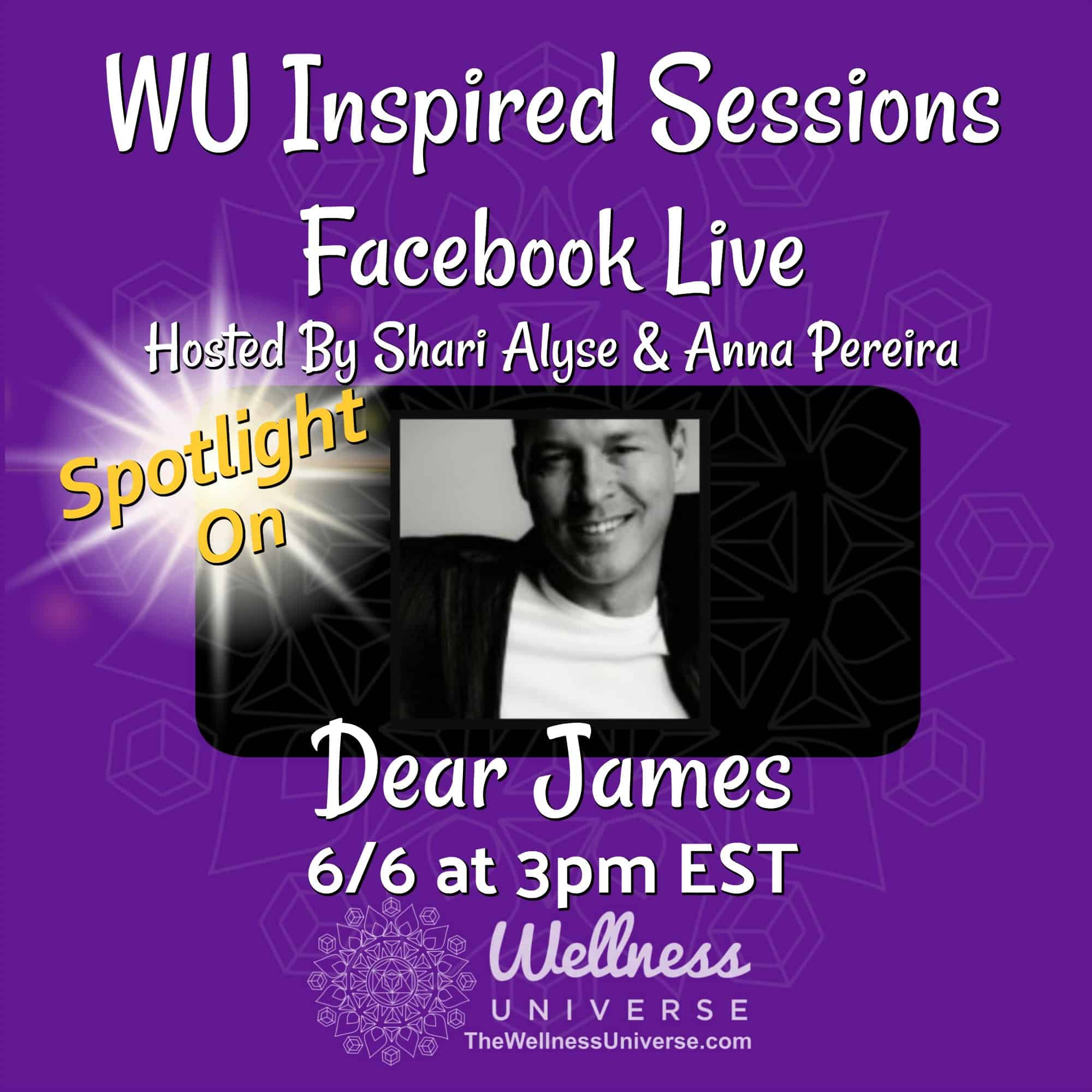We are featuring WU World-Changers on our new weekly FB Live series! If you are a Premium or Premium