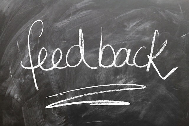 """I am happy to post this recent client feedback: """"It is amazing that after only five sessions,"""