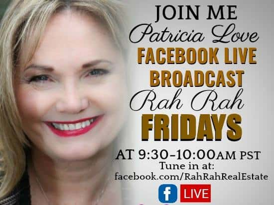 """Join me on """"RahRah"""" Friday June 9th on Facebook Live at 9:30am-10:am PST with our own Sh"""