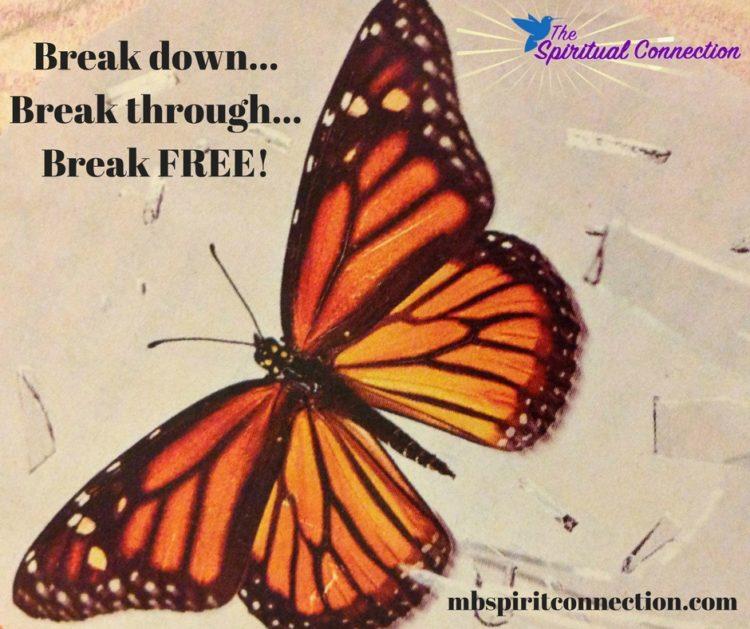 Break-down…Break-through…Break-FREE2
