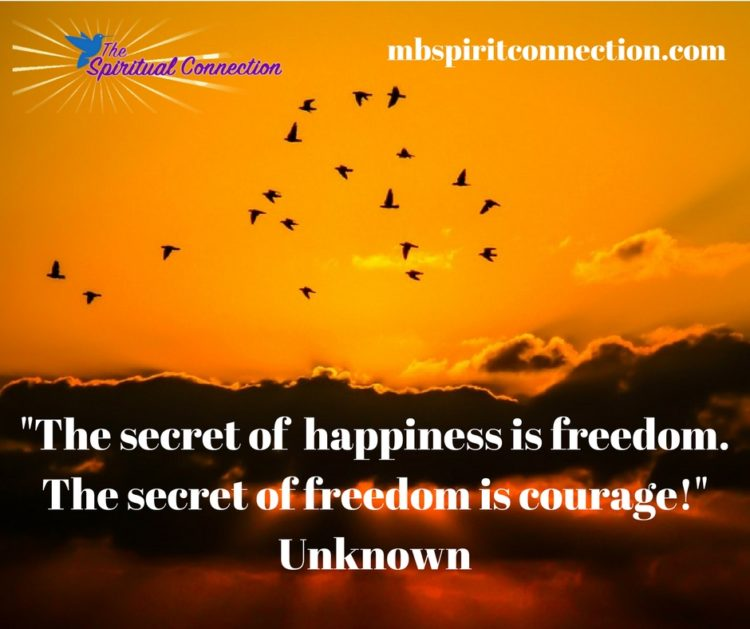 Be Willing! Be Courageous! Be FREE! Contact me now for your FREE DiscoveryCall. Breakthrough to your