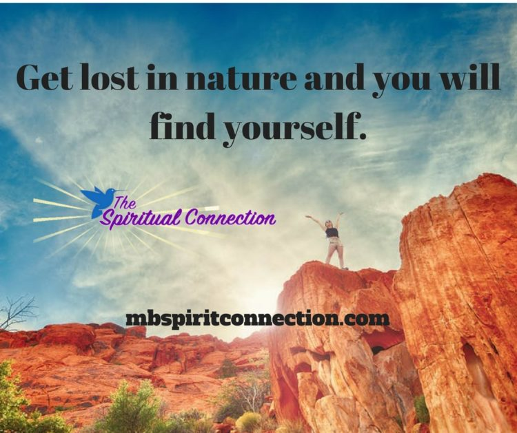 Nature-and-Woman