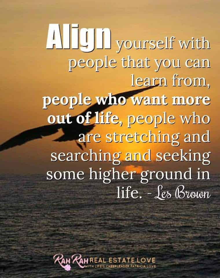 Are you aligning yourself with the right people? #WUVIP #movingpeoplewithheart 19883913_101589851041