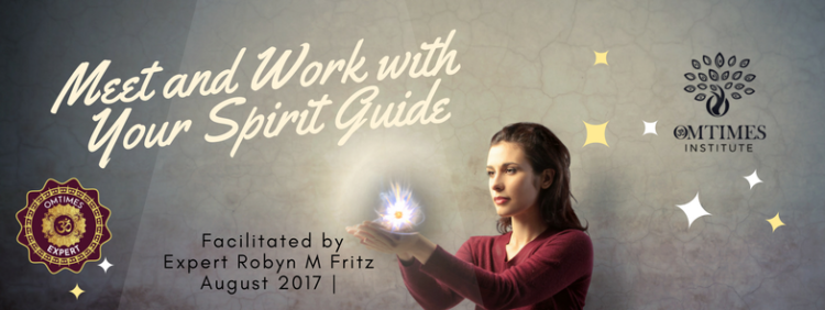 Here's how to meet and work with your spirit guide and receive a gift that will help you conne