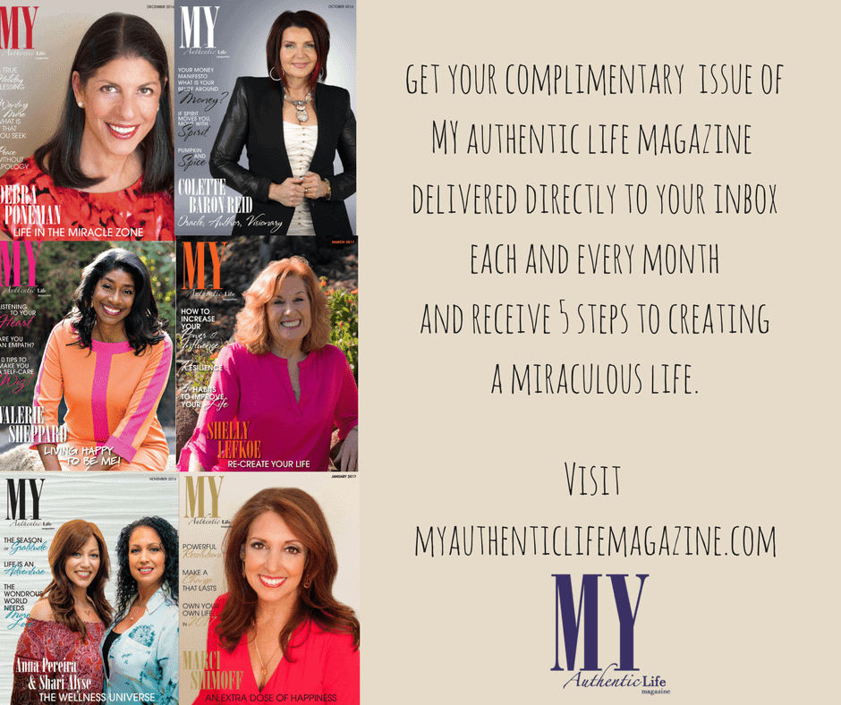 myauthenticlifemagazine.com magazine-delivered-directly-to-your-inboxand-receive-2-steps-to-creating