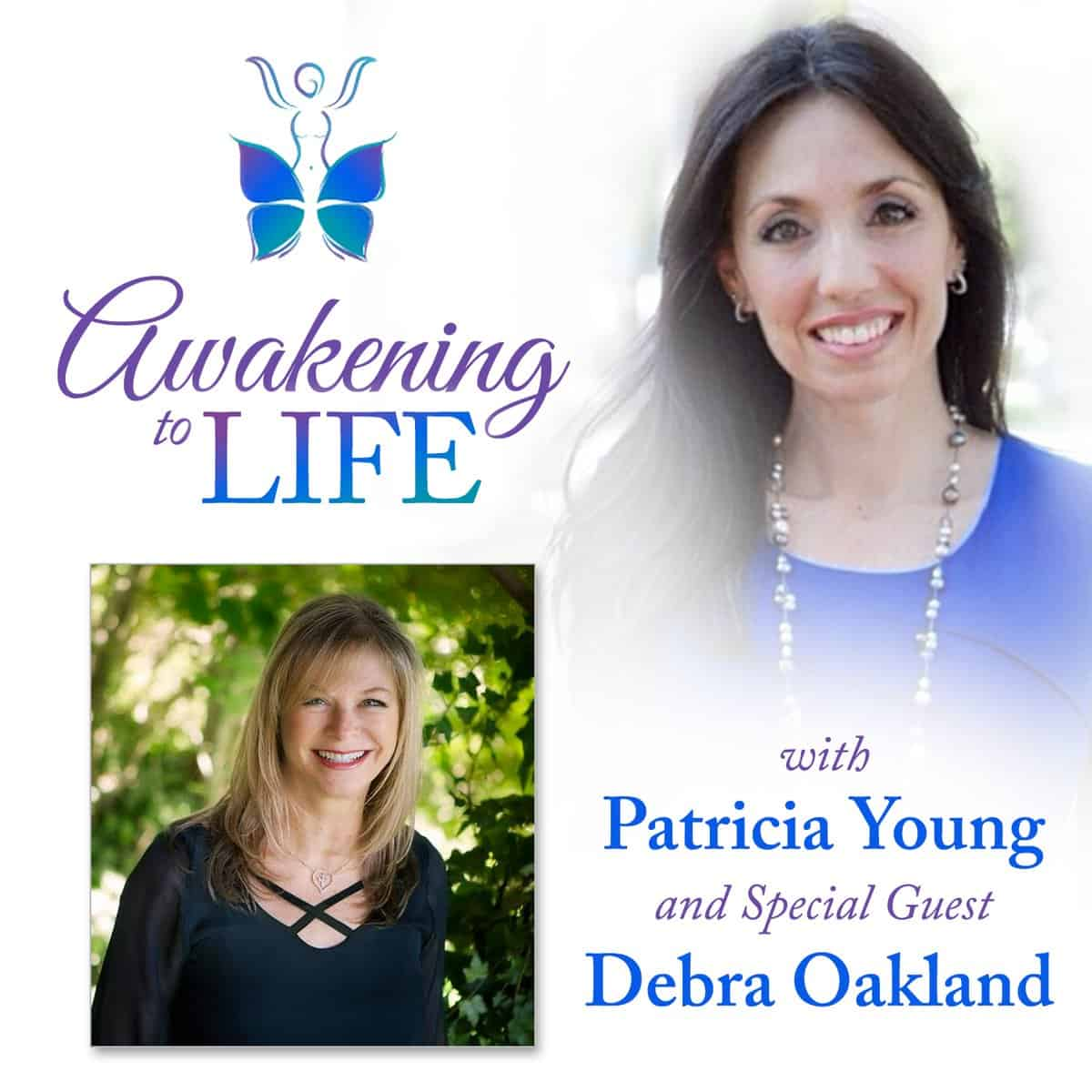 Living in Courage by Conscious Choice was the topic of conversation with @patriciayoung, who invited