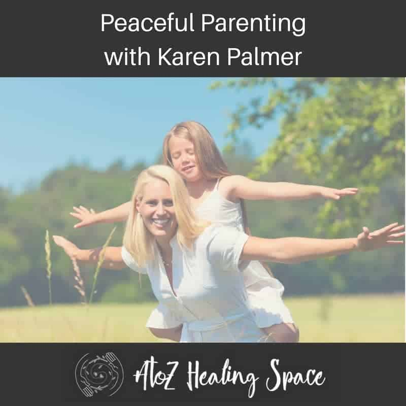 Karen Riordon Palmer's Peaceful Parenting Free Master Class is tonight at 7-8pm ET, in our onl