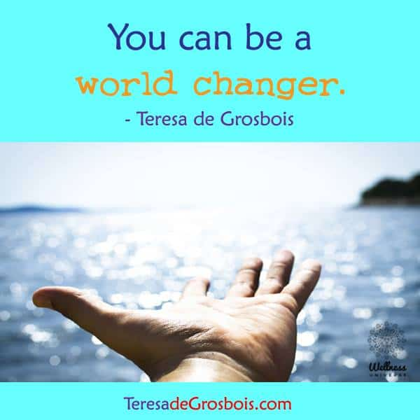 You can be a world changer. 16711658_1453261508031977_2268677608958172971_n