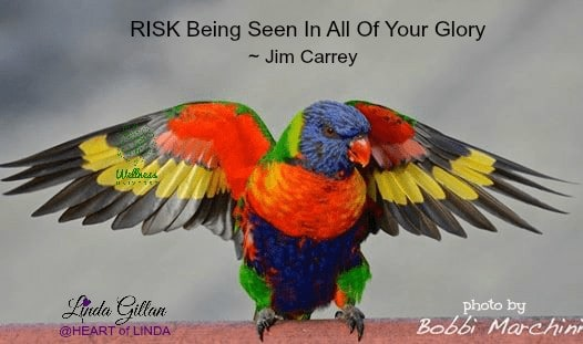 It's time to step out of the shadows and shine your true colours. Believe in yourself, as I be