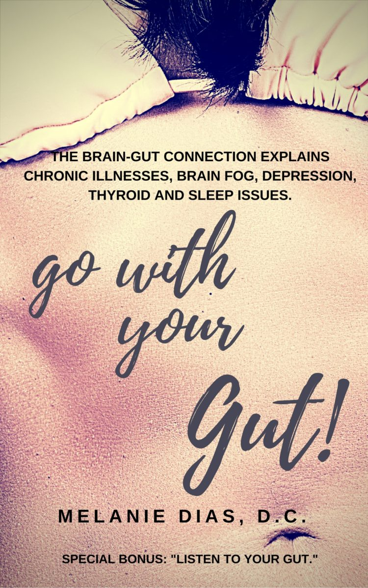 "Good Friday Morning! I am happy to announce my new book ""Go With Your Gut!"" is out on Ki"