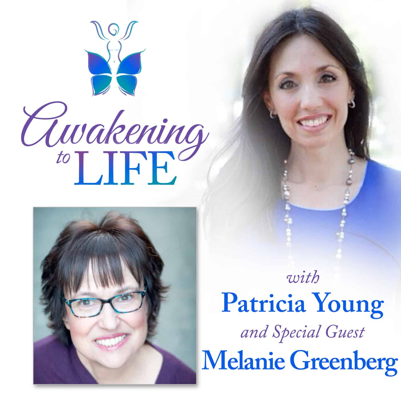 """Listen to """"4 Ways to Free Yourself From Anxiety and Negative Thinking"""" w/ @melaniegreenb"""