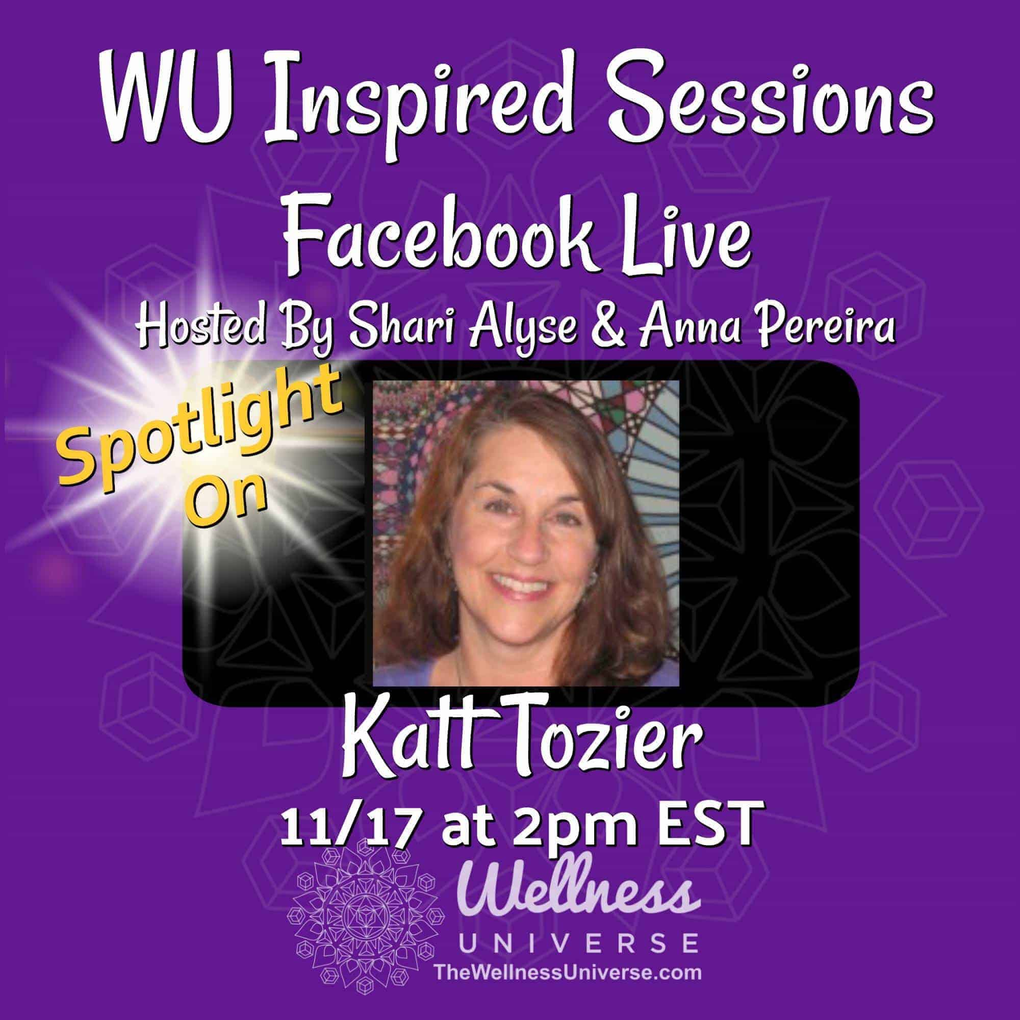 Meet author, podcast host, Mystic Medicine Woman and Spiritual Mentor and of course, WU World-Change