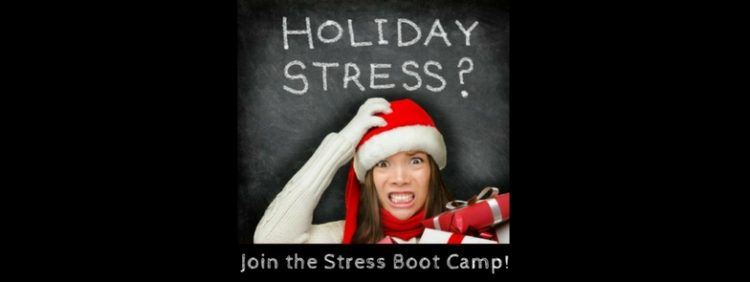Stress Boot Camp is here! Wednesday is one of my favorite days of the week because its my networking