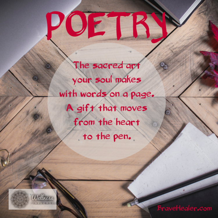Near D.C. /Maryland? Join me for the first ever New Year's Day Mini Poetry Retreat! info here: