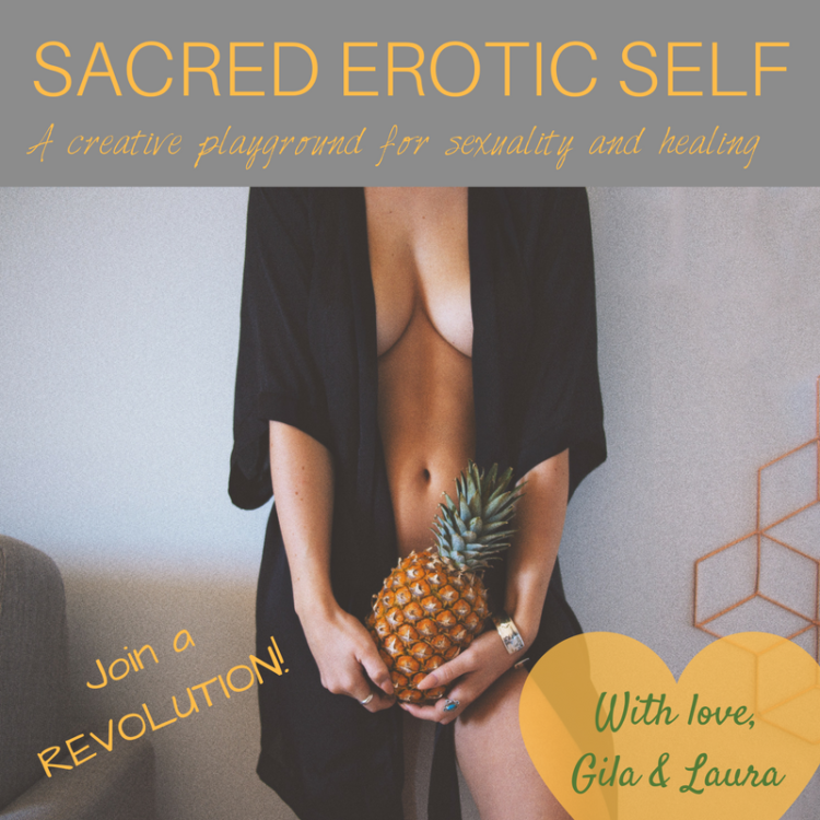 We have an open call for submissions right now! https://medium.com/sacred-erotic-self SACRED-EROTIC-