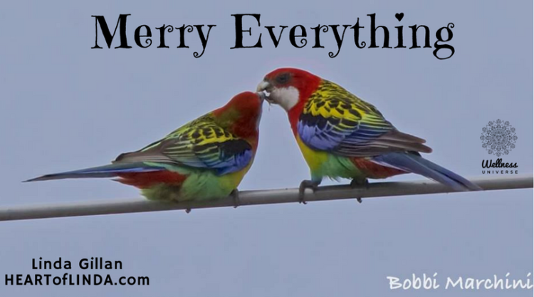 From my heart to yours today and alwaya love and blessings to YOU xoxo ♥ Linda merry-everything