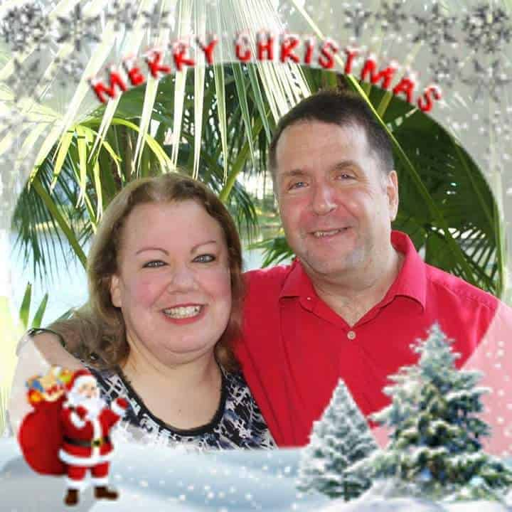 Dave, (@DaveWhitmore), and I want to wish everyone a safe and joyous Merry Christmas! Let's no