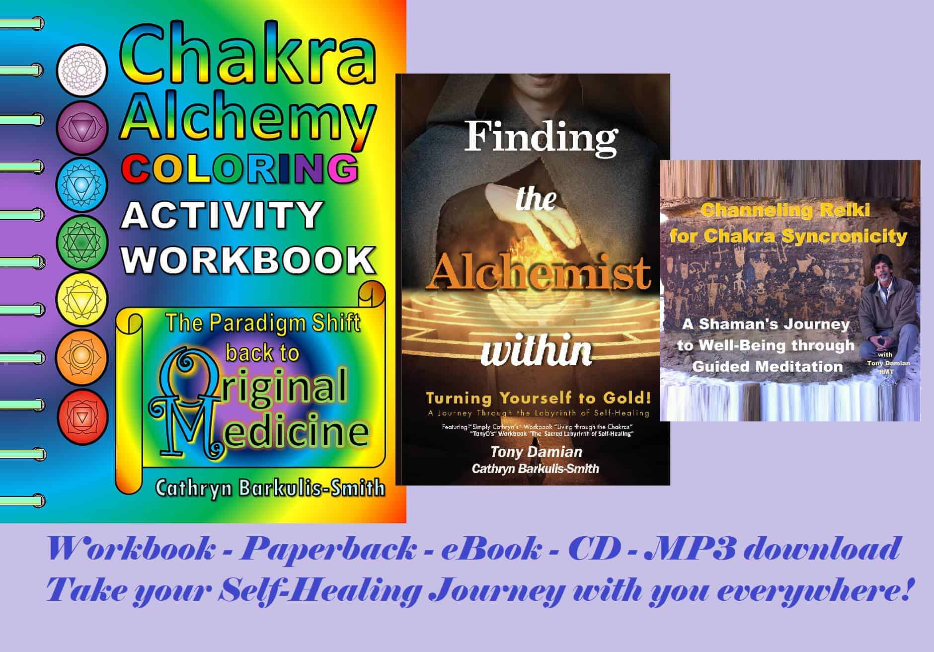 Hello Everyone! I'm new here and learning the ropes as I go. I am an author in self-healing, a