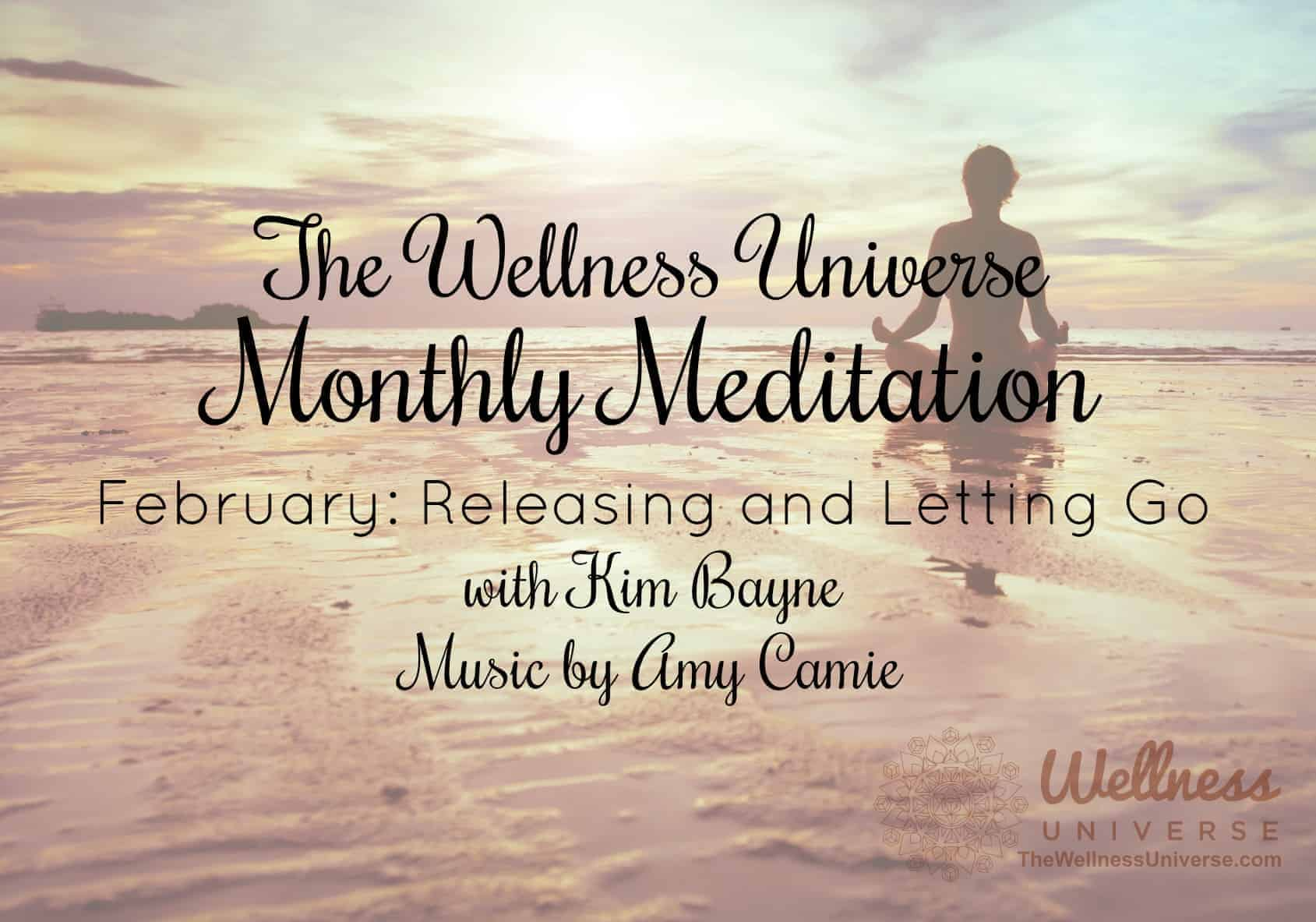 We are kicking off a series of LIVE virtual meditations in a few weeks. They will be free and each w