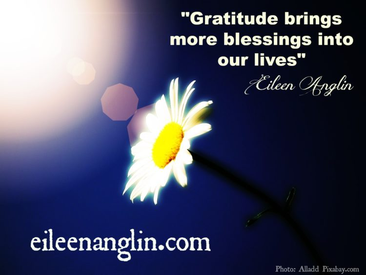How do you feel blessed and grateful when you don't feel very grateful? Gregg Braden reports that