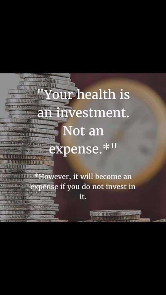 Invest in yourself, you're SO worth it!! Hairanalysisnutrition.com invest