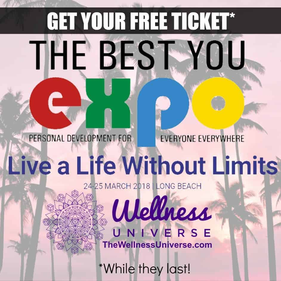 2 DAYS LEFT to get your FREE TICKET! If you're going to be in the SoCal area on March 24/25 th