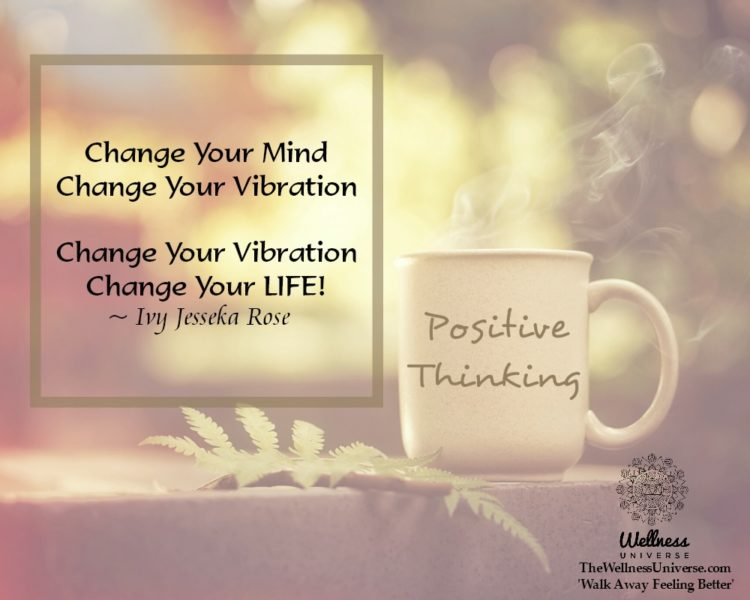 Change Your Mind Change Your Vibration Change Your Vibration Change Your LIFE! ~ @ivyjessekaroselevi