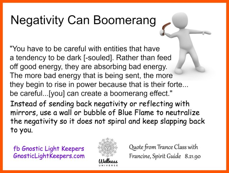 Keep the positive. Neutralize negativity. Link to Facebook poster– https://www.facebook.com/GL