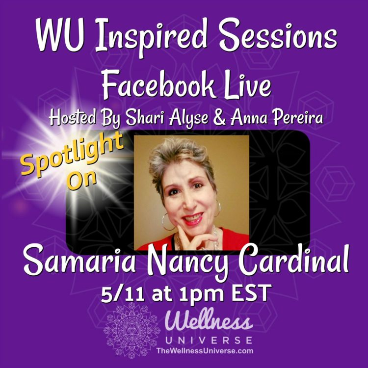Happening tomorrow! Have you set your reminder on FB for our LIVE show featuring WU World-Changer @n