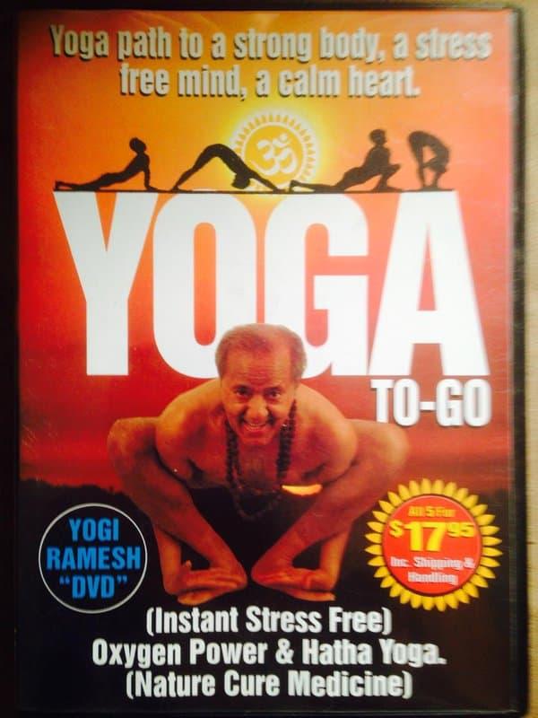 Yogi ramesh is not teaching American Yoga.Yogi is teaching an ancient science of self healing for th