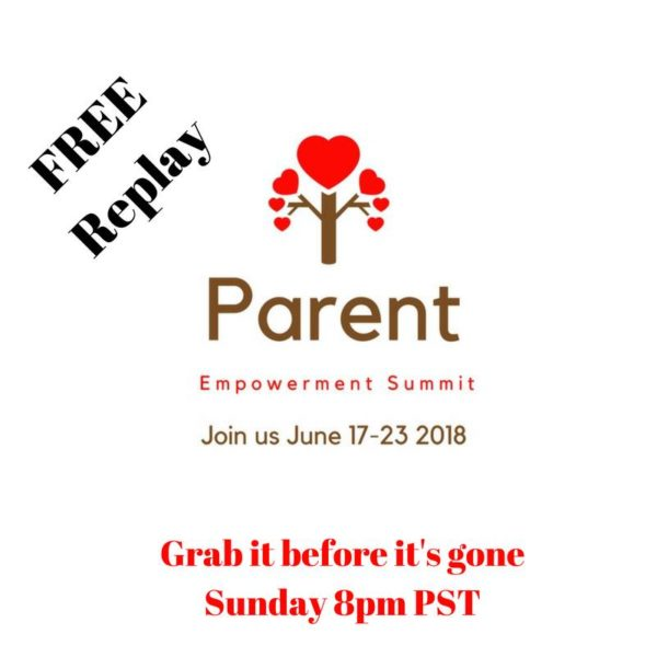 Grab them before they are gone! https://www.parentempowermentsummit.com/encore-days-with-gifts.html