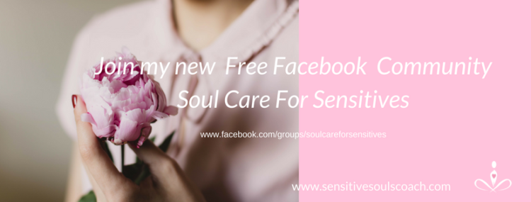 New empowerment group for empaths and sensitives. As a highly empathic HSP, healer, coach and therap