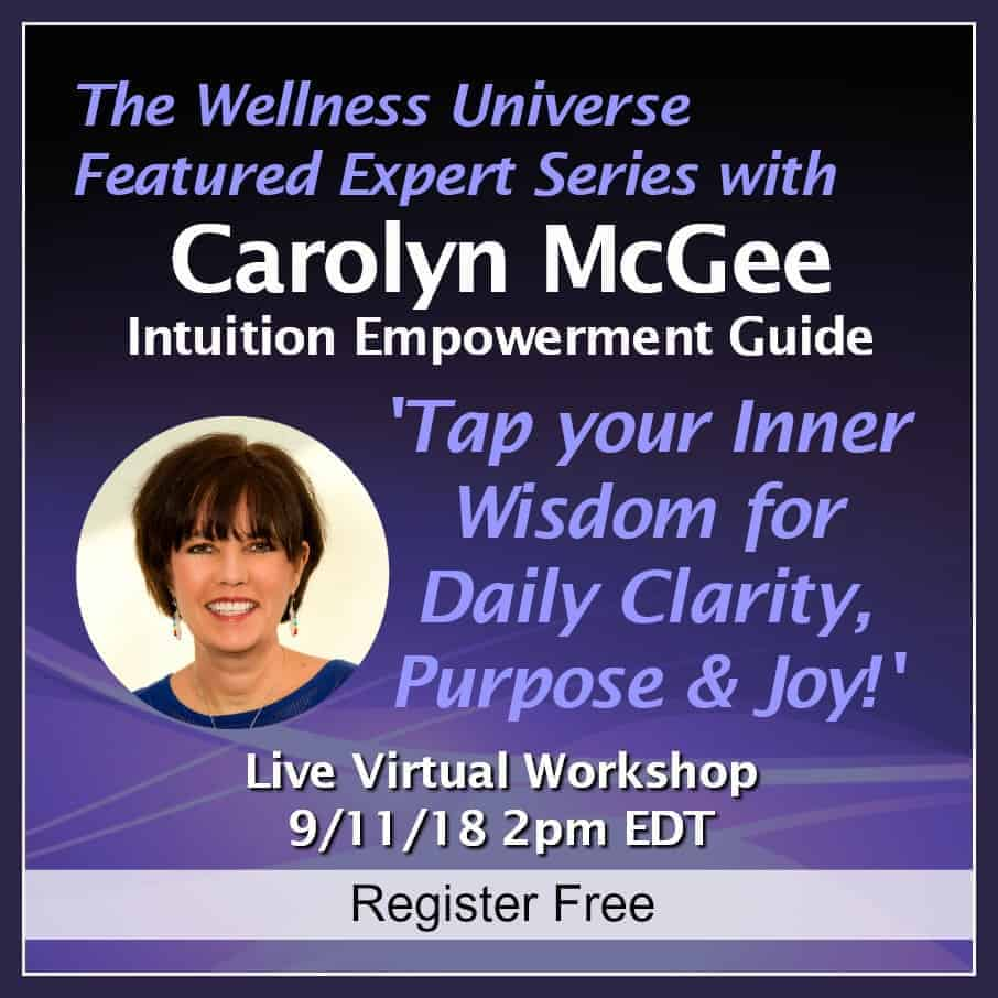 I'm hosting a class with @carolynmcgee – Be sure to register now & join us live TODA