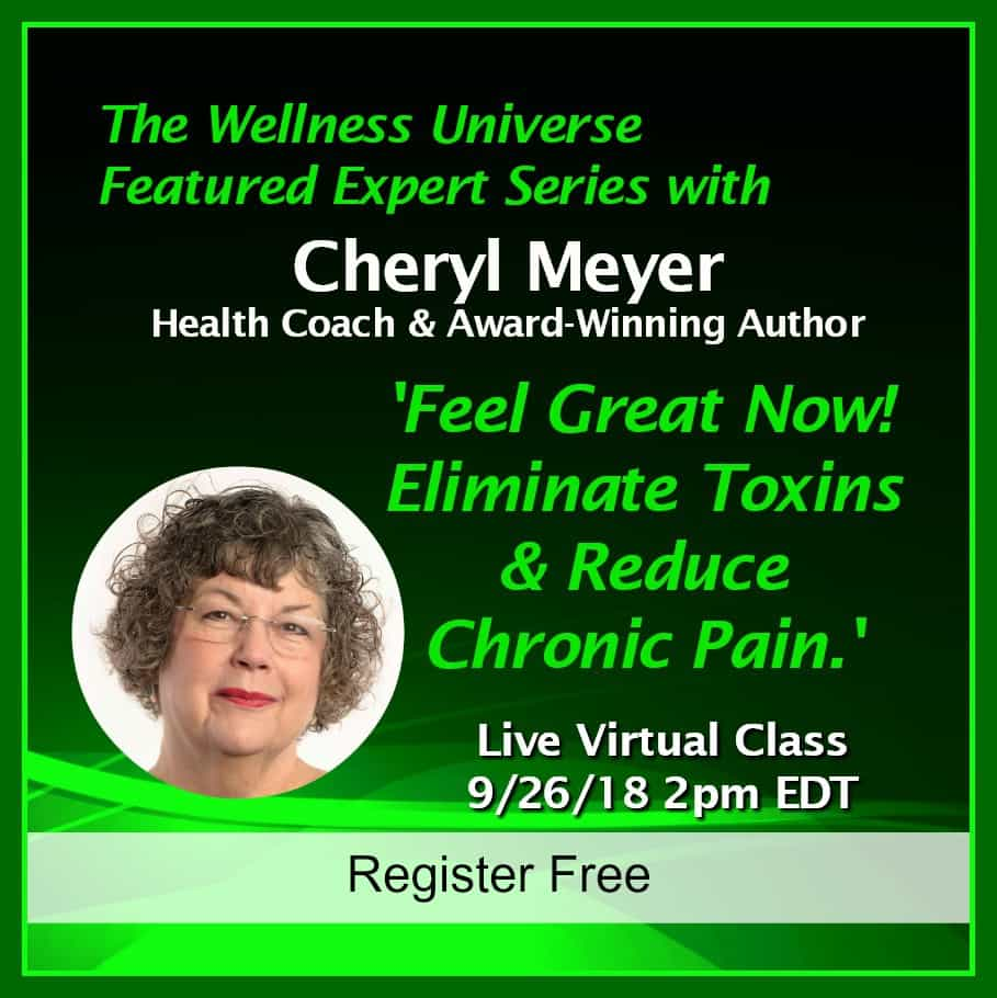 LAST CALL – Live Today 🙂 Yay! This will be AWESOME! I personally know Cheryl Meyer @cheryl-