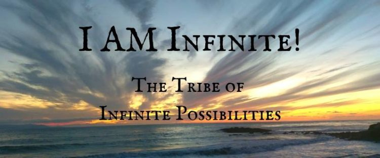 Hello WU Family! I AM Infinite! is a group by me and my energy practice The Infinite Transition, ded