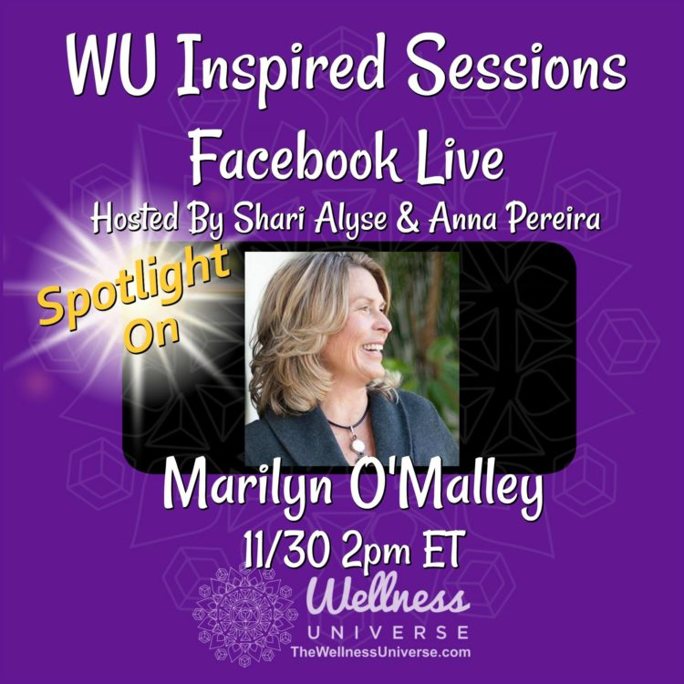 Really looking forward to today's WU Inspired Sessions! Will you be there? Stressed and overwh