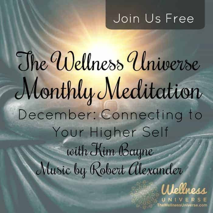 We have our LIVE Guided Meditation (last one for the year) tomorrow <3 Please join me and Kimberl