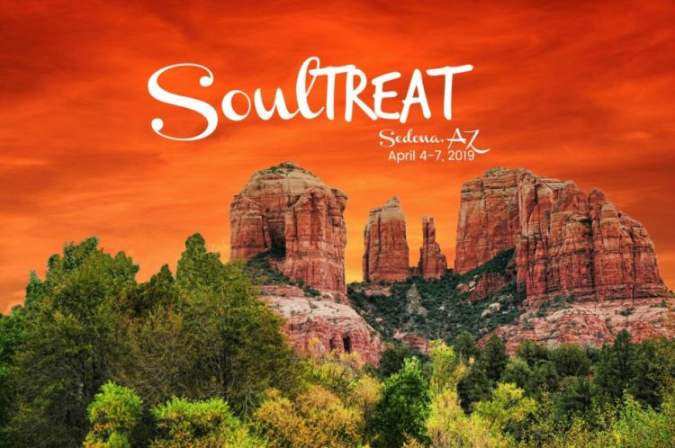 ATTN: Wellness Universe World-Changers Have you grabbed your spot to join us in Sedona for SoulTreat