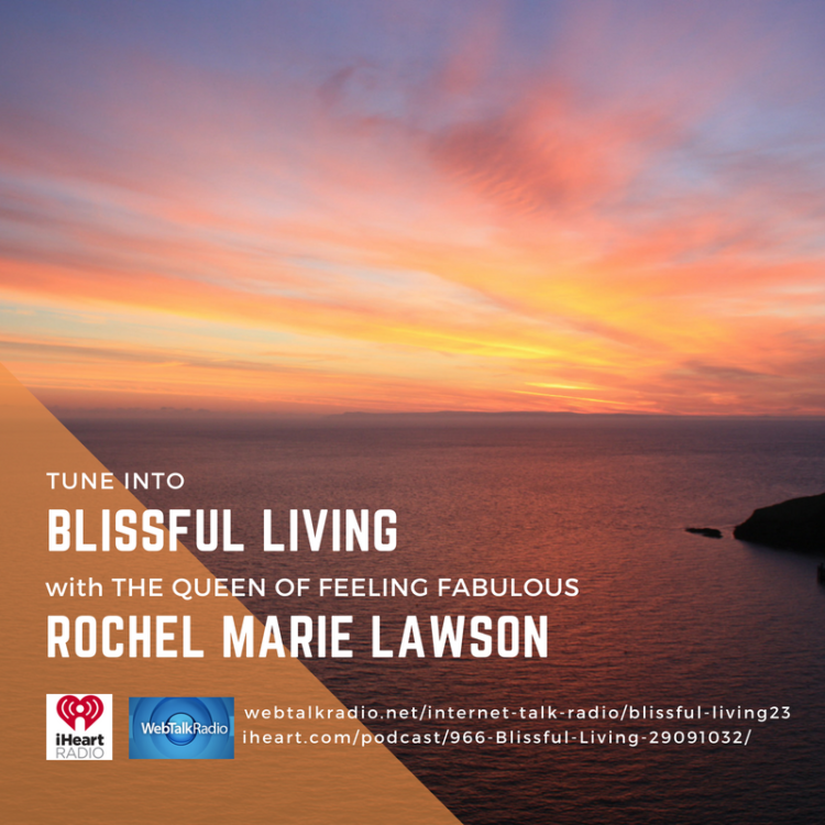 Good morning! Check out the Blissful Living Podcast on iHeartRadio and Webtalk Radio! About the podc